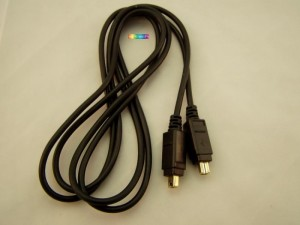 i-Link cable for PS2