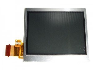 LCD  fits for the lower display for NDS Lite
