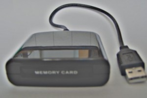 Memory Card Adapter for PS3 PSX/PS2-PS3