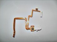 Headphone Jack/Socket & Flex Cable for iPod Video/Classic 5th/6th/7th Generation white