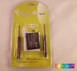 Battery 600mAh for iPod Mini