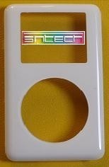 Front Cover white for ipod 4G