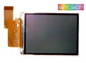 Apple iPod Nano (3rd Gen / 3G) LCD screen display
