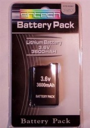 Sony PSP (1000 / Fat / original models) 3600mAh Recharge Battery