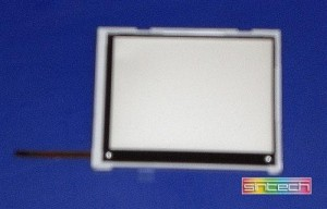 LED backlight for Nintendo DS