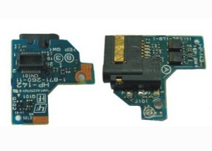 Headphone Connector with board for PSP Slim