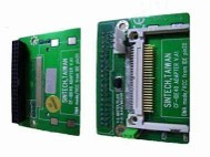 CF/IDE Adapter, Single, IDE-Port 3,5 female
