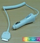 Car adapter for iPod / iPhone