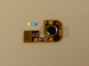 iPod Touch 2G Home Button circuit