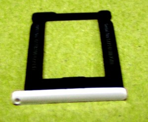 Apple iPhone 3G / 3GS replacement Sim Card Holder / Tray - White