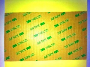 Adhesive side for touchscreen iPhone 3G and iPhone 3G (100 pieces)