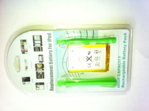Apple iPod Touch 4G (4th Gen) battery & fitting kit