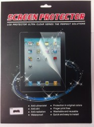 Protection Cover for iPad display
