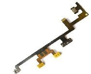 Apple iPad3 Power On/Off Switch, Mute, Volume Button Key Flex Cable