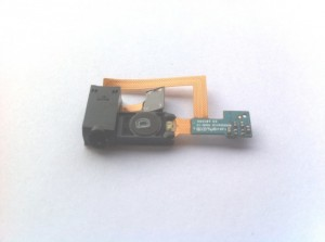 Samsung i9000 Galaxy S Earphone Earpiece Headphone Jack Speaker Audio Flex Cable