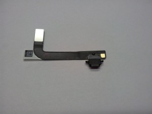 Apple iPad 4 replacement Docking Port with Flex Cable