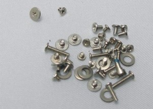 Apple iPhone 4S Replacement Set of Screws