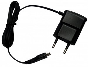 Original Samsung travelcharger, for all Samsung mobilphones with micro-USB